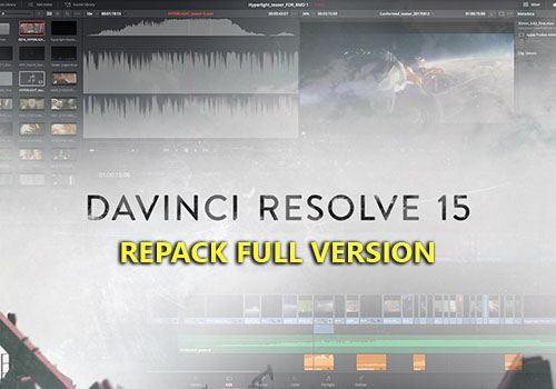 davinci resolve 15